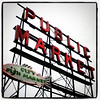 Seattle Pike Place Market. #market #Seattle #pikesplace #landmark #tourist