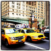 "Welcome to ""yellow"" city! #nyc"