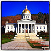 Vermont State House. #montpelier #vt
