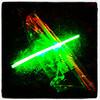 #Milton glows in the dark. #btv #vt