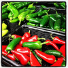 Hotter the better. #chilies #peppers