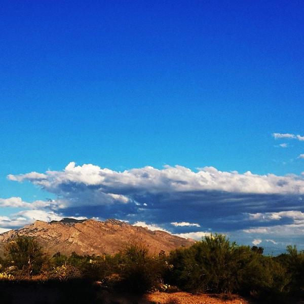 "#tucson#az#arizona#igerstucson#instagramaz #az365#azgrammers#instaaz#igersaz#igersarizona #azcentral#arizonalife#aznature#azscenery #desertscenery#azdesert#clouds#sky #catalinamountains#azwx via Instagram <a href=""http://instagram.com/p/i8__60iin7/"">http://instagram.com/p/i8__60iin7/</a>"