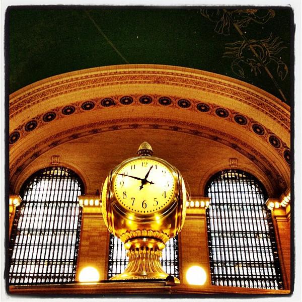 Grand Central Station, New York City.
