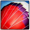 Full of hot air! #hotair #balloon #milton #btv #vt #fun