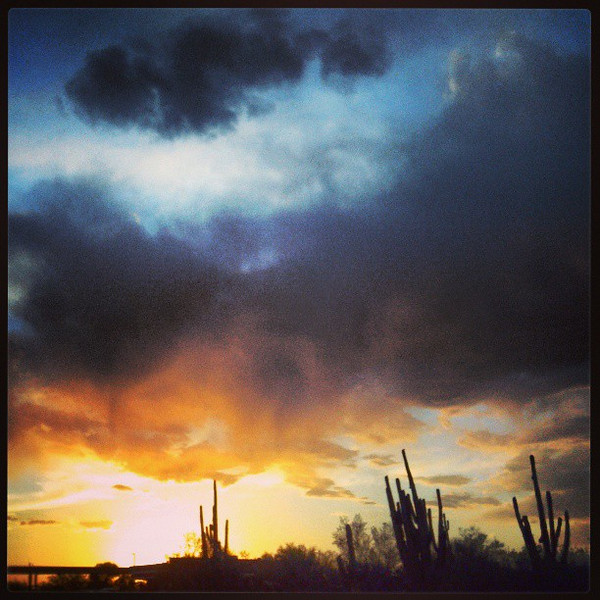 "#tucson #arizona #az #igerstucson #instagramaz #sky #clouds #sunset #cactus #saguaro via Instagram <a href=""http://instagram.com/p/ZL1ubHCitX/"">http://instagram.com/p/ZL1ubHCitX/</a>"