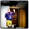 David Hobby at @TheFlashBus #Boston. @strobist #TheFlashBus