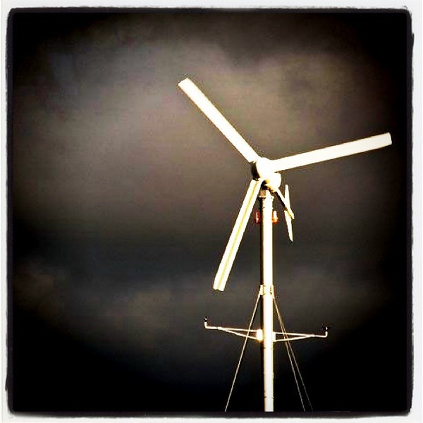 I need to spin. #windmill #btv #VT #uvm #structure