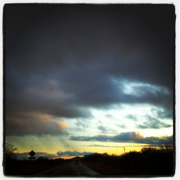 "#clouds #sky #az via Instagram <a href=""http://instagr.am/p/WIpU17iik1/"">http://instagr.am/p/WIpU17iik1/</a>"