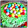 My daughter is a genius! Awesome Easter cake creation.