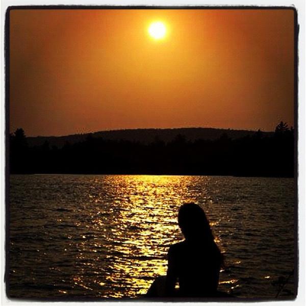 Beauty in every sense! #sunset