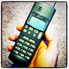 One of my first sophisticated Nokia cellphone back in 1993 when I was in Montreal.