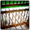Shiny reflective deck. #Milton #rain #weather #VT #creative
