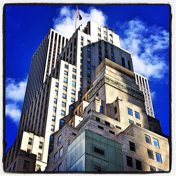 Tall and boxy! #architecture #nyc