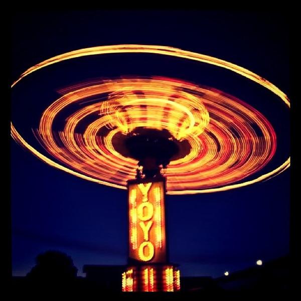 Yoyo at the #fair. #btv #vt