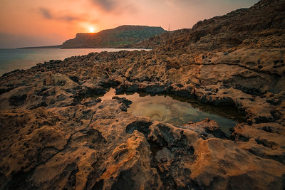 Cyprus landscape Series: 14