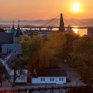 Good morning #Norway #sunrise #summertime via Instagram http://ift.tt/1pMdIld