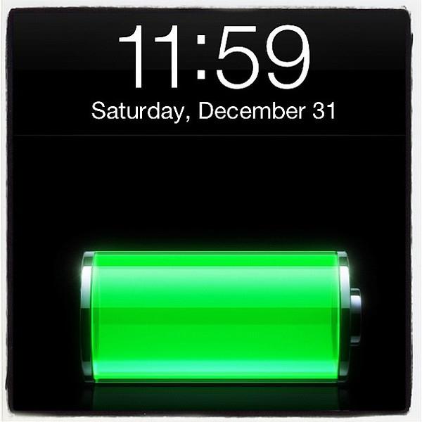 Goodbye 2011.