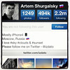 Following 2.2 Million #igers. Highest I've seen so far!