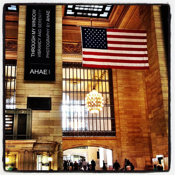 Grand Central Station, New York City. #nyc