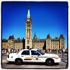RCMP Protects The Parliament. #Ottawa #Canada