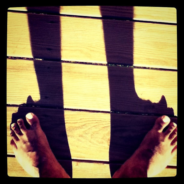 Playing with #shadows.