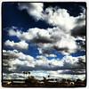 "#clouds #sky #tucson #az via Instagram <a href=""http://instagr.am/p/VhxvyrCiuk/"">http://instagr.am/p/VhxvyrCiuk/</a>"