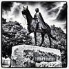 Queen Elizabeth ll Horses Around! #ottawa #statue #monument
