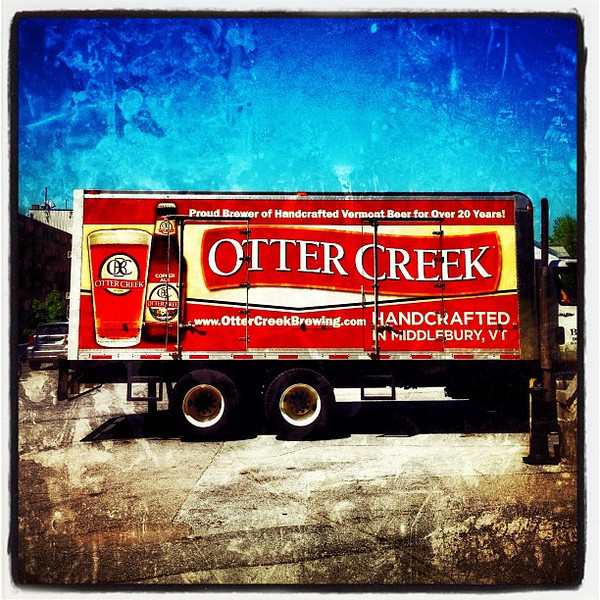 Otter Creek Brew. Made in #Vermont.