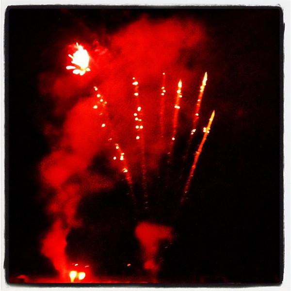 Red Light Featival! #milton #btv #vt