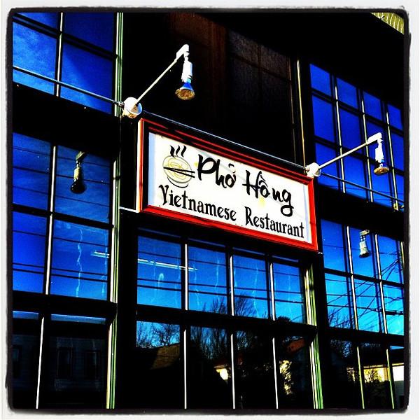 Pho Hong - Delicious! #btv #vt #vietnamese