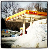 Need all that gas to clear all that snow!