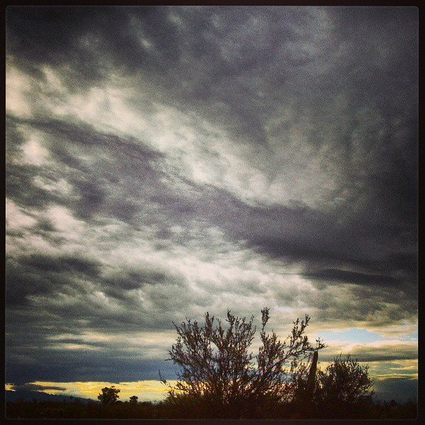 "#clouds #sky #tucson #az via Instagram <a href=""http://instagr.am/p/Wmi-g0iik3/"">http://instagr.am/p/Wmi-g0iik3/</a>"