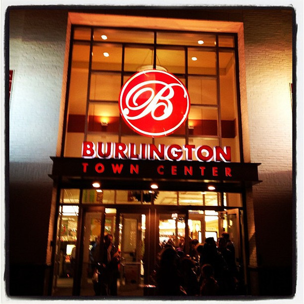 Burlington Town Center. #btv #vt