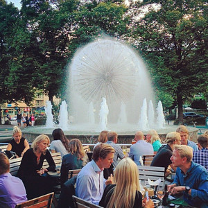 Lawn ornament #stockholm via Instagram http://ift.tt/1t3NuMN