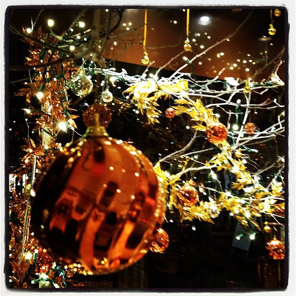 Tis the season for ornaments. #btv