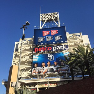 Boom! #Padres via Instagram http://ift.tt/1Nsxgeu