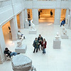 The Art Institute of Chicago- Illinois- sculpture gallery-The Roger McCormick Memorial Court