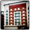 Temporary home for a few days in #Redmond. #hotel #Marriott #travel