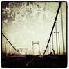 Pierre Laporte Bridge. #pont #pierrelaporte #quebeccity #quebec