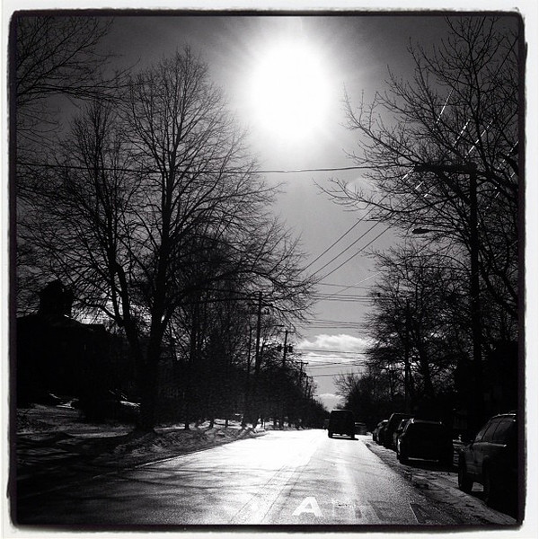 Sunlight Drive. #btv #milton #vt
