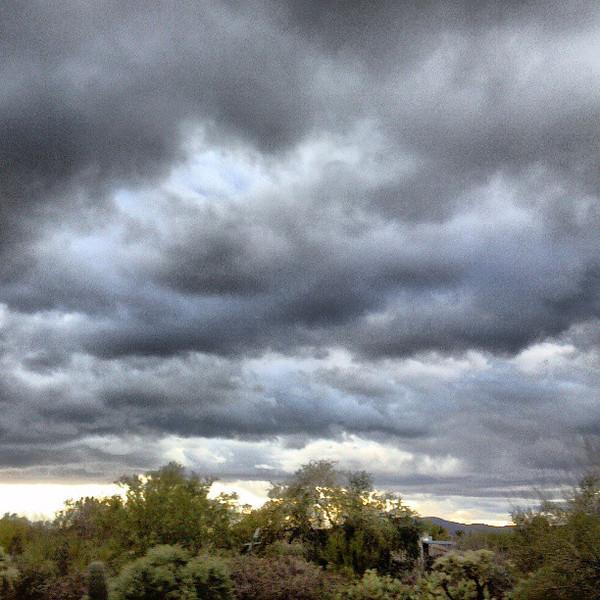 "#clouds #sky #tucson #az via Instagram <a href=""http://instagr.am/p/WqDck3CisW/"">http://instagr.am/p/WqDck3CisW/</a>"