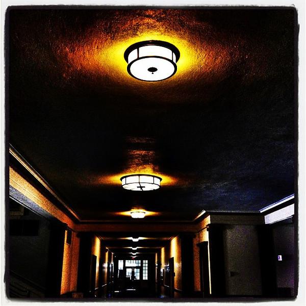Light the way. #btv #vt