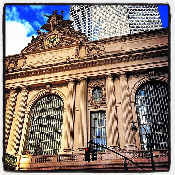 Grand Central Station. #nyc