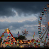 The storm is brewing at the #fair. #btv #VT