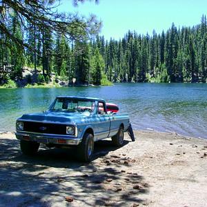 Miss my buddy #oldblue #K20 #buckslake #California #summertime via Instagram http://ift.tt/1upXV1U