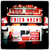 Fried Oreos at the fair #btv #vt #fun