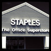 Staples in black! #store #stationary #Staples ##