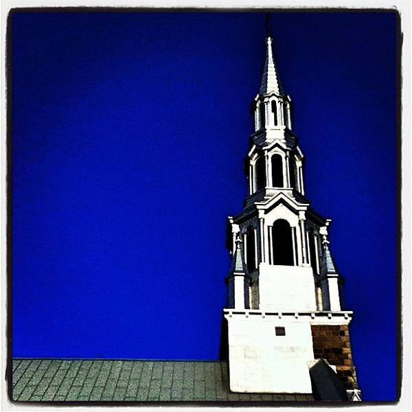 Church in Bromont, #Quebec