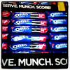 Munch munch munch. #Oreo #cookies #snack #food #yummy
