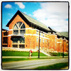 Davis Center at #UVM. #architecture #btv #university #tilt-shift